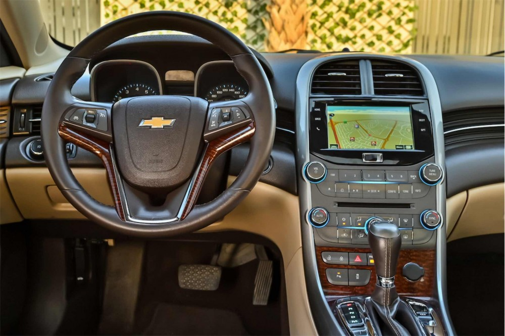 buy used Chevrolet Malibu LTZ without downpayment