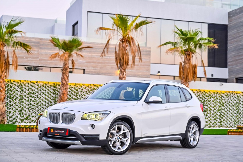 buy second hand BMW X1 sDrive20i in UAE