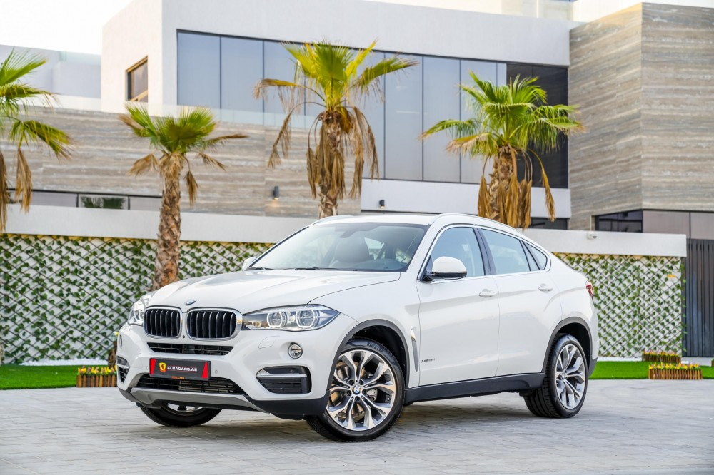 buy pre-owned BMW X6 xDrive35i - Low Mileage! in Dubai