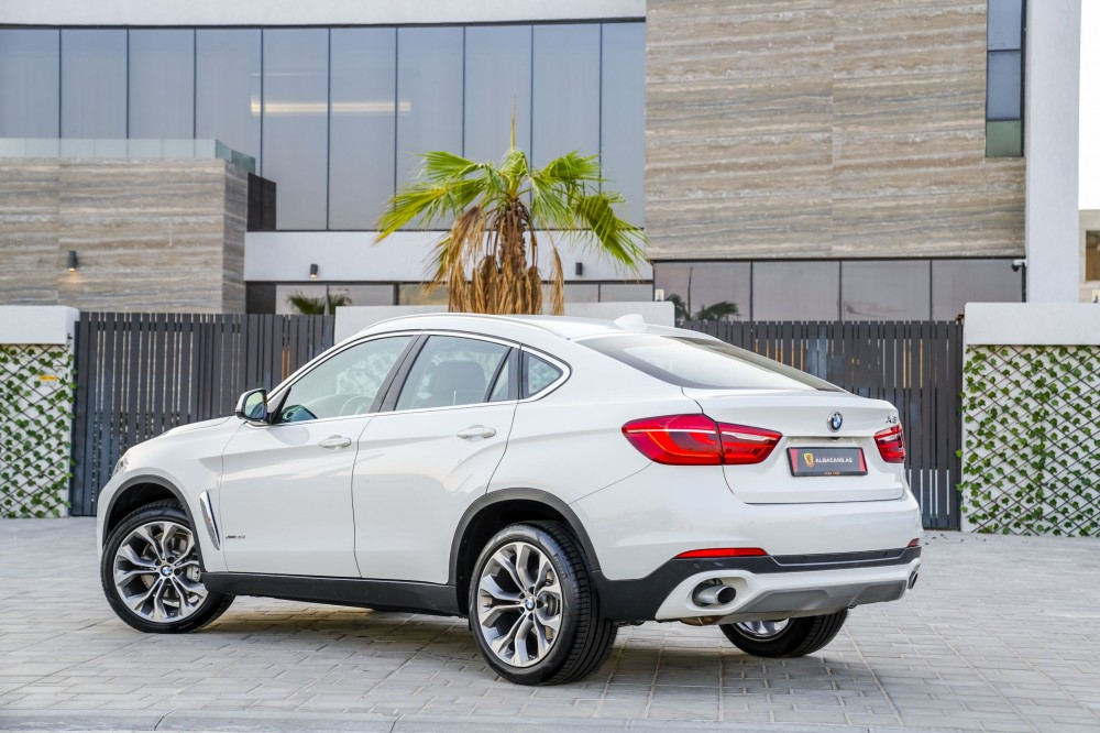 buy slightly used BMW X6 xDrive35i - Low Mileage! in Dubai