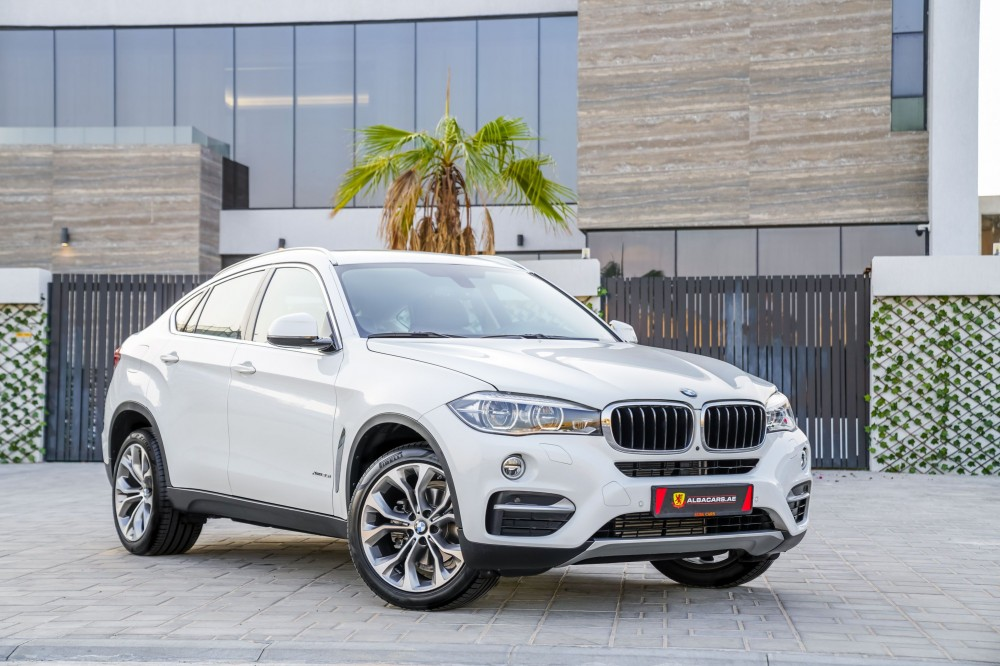 buy used BMW X6 xDrive35i - Low Mileage! in UAE