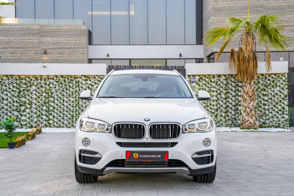 buy slightly used BMW X6 xDrive35i - Low Mileage! without downpayment
