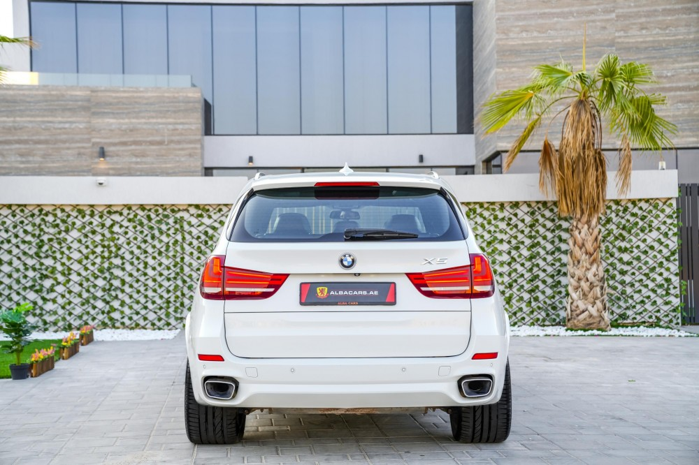 buy second hand BMW X5 50i V8 M-Kit 7 Seats in UAE