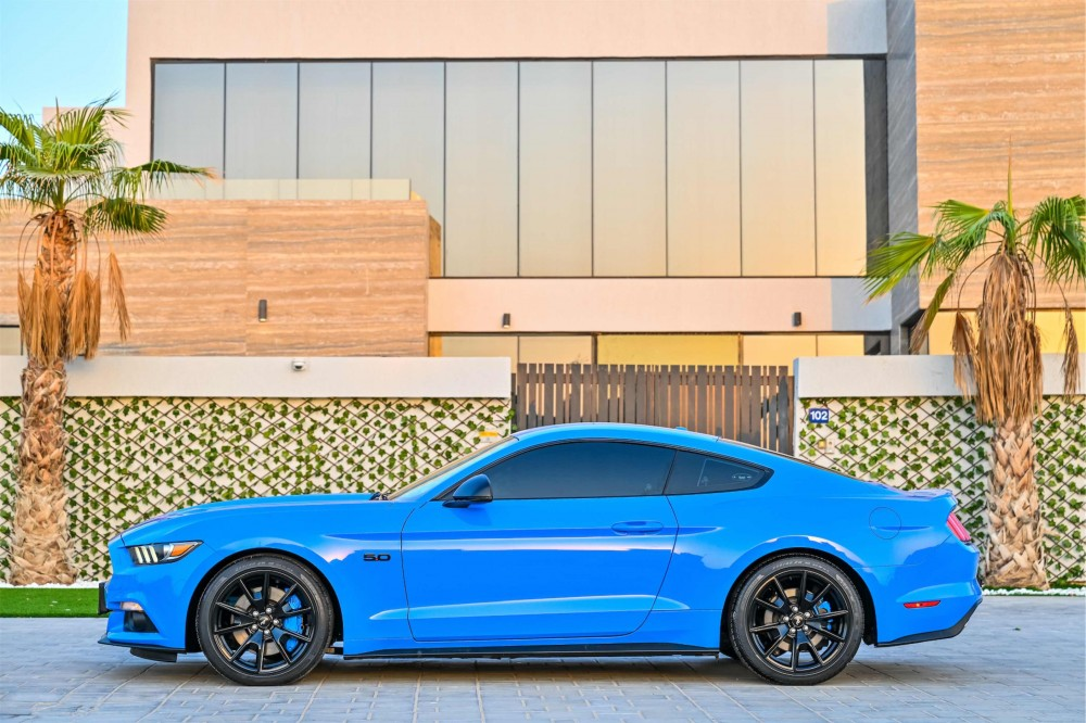 buy approved Ford Mustang GT V8 - Agency Warranty with warranty
