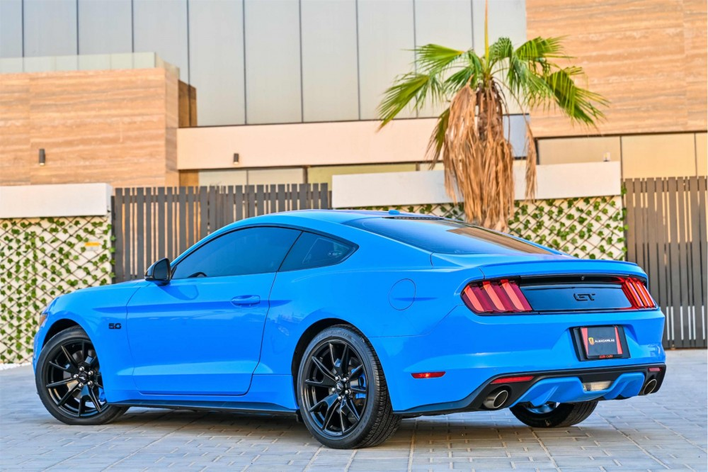 buy second hand Ford Mustang GT V8 - Agency Warranty in UAE