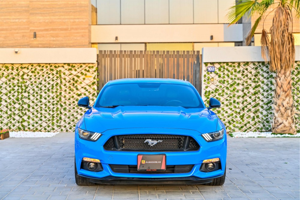 buy second hand Ford Mustang GT V8 - Agency Warranty with warranty