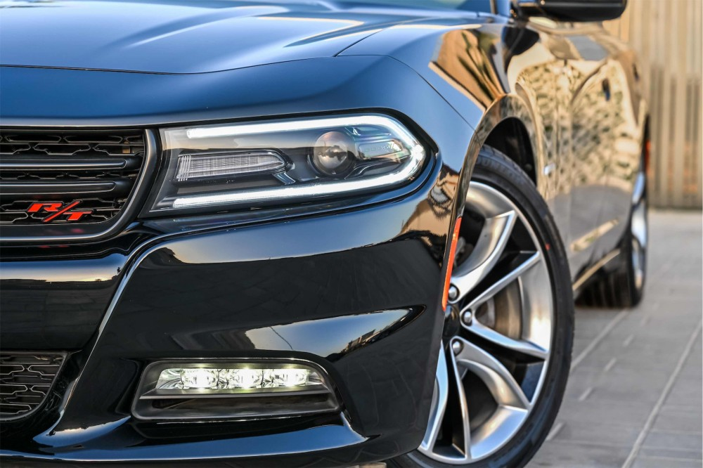 buy second hand Dodge Charger RT V8 in UAE