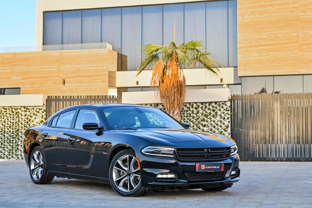 buy slightly used Dodge Charger RT V8 with warranty