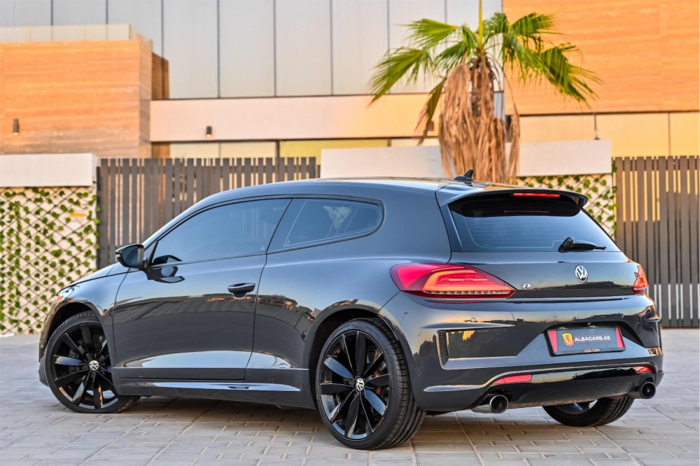buy used Volkswagen Scirocco R with warranty