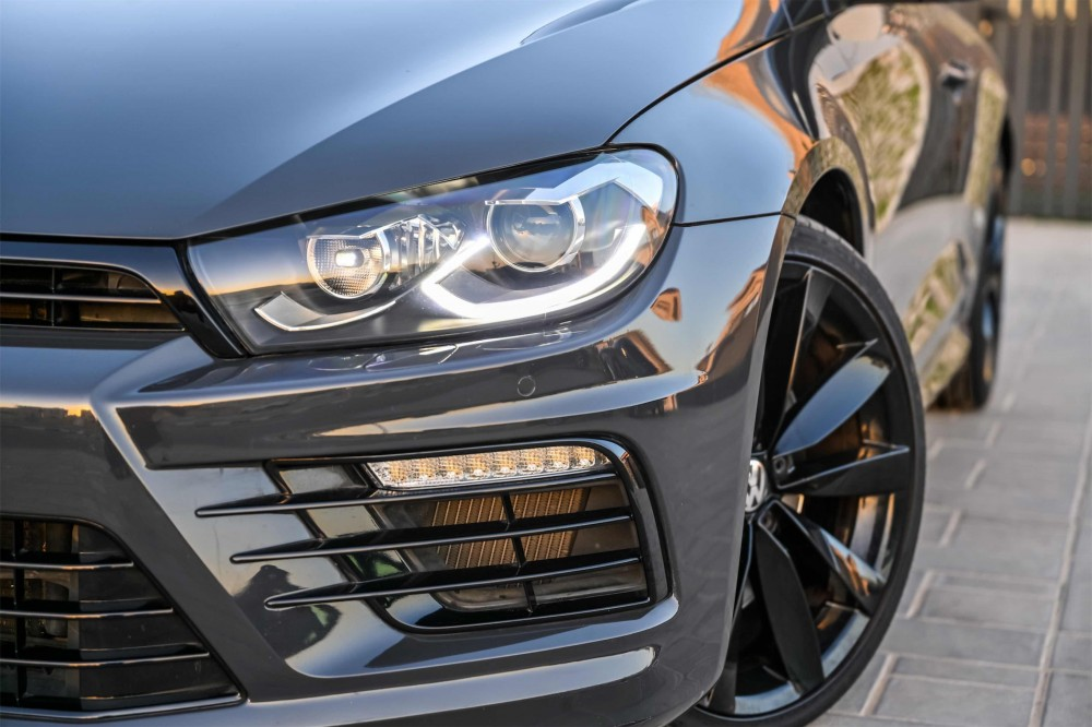 buy approved Volkswagen Scirocco R without downpayment