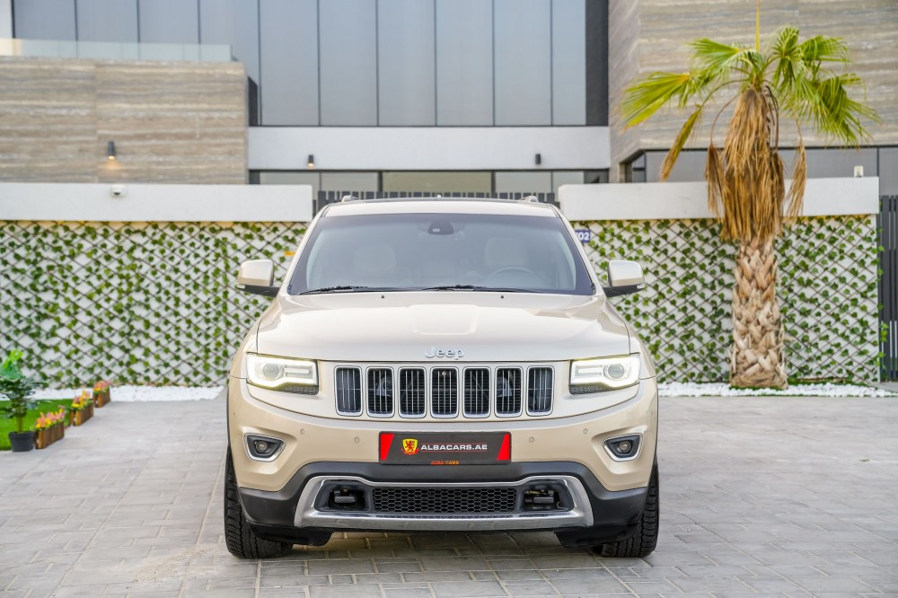 buy used Jeep Grand Cherokee Limited V8 without downpayment