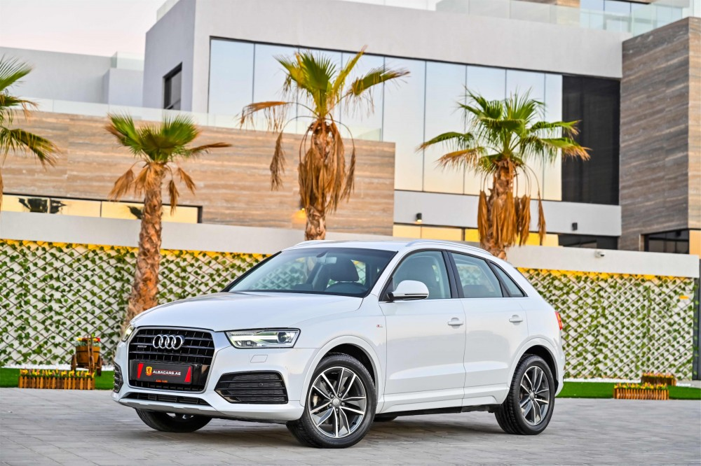 buy approved Audi Q3 35TFSI Quattro S-Line with warranty