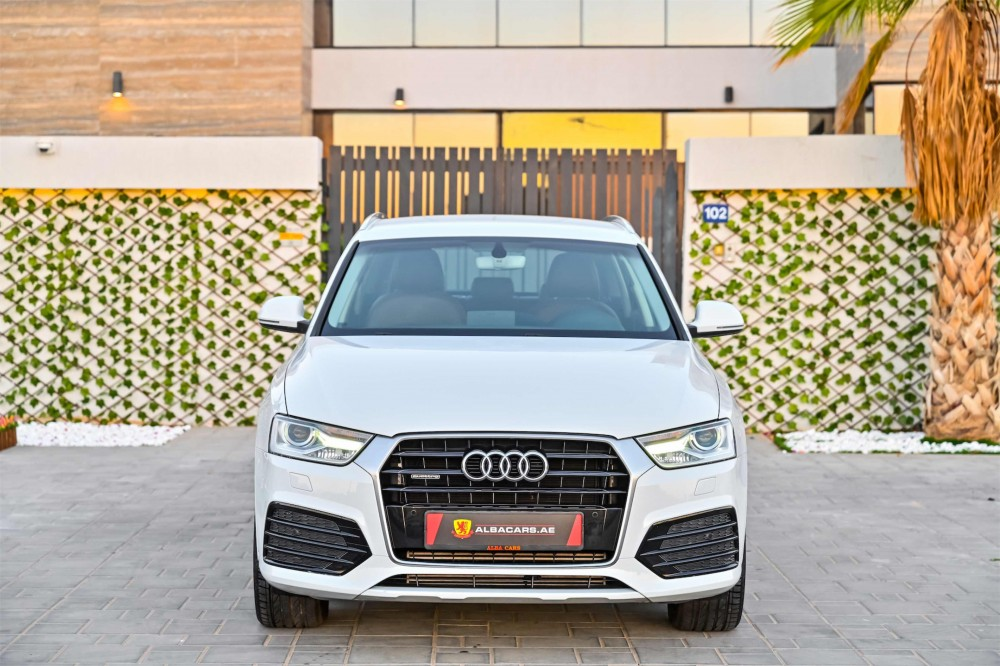 buy second hand Audi Q3 35TFSI Quattro S-Line without downpayment
