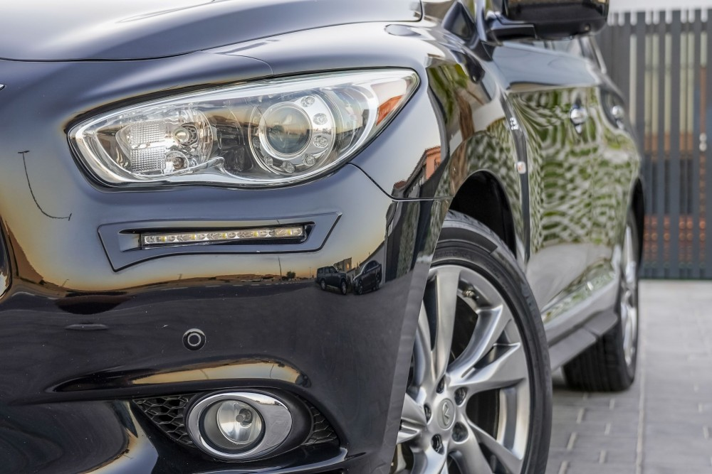 buy second hand Infiniti QX60 without downpayment