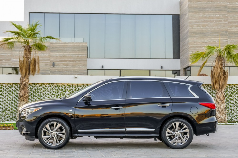 buy certified Infiniti QX60 without downpayment