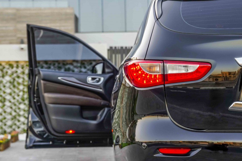 buy used Infiniti QX60 without downpayment