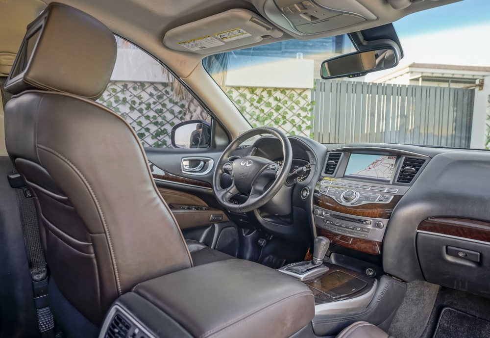 buy pre-owned Infiniti QX60 without downpayment