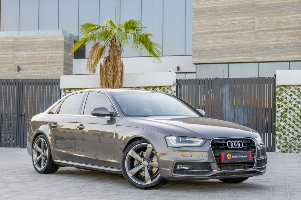 buy used Audi A4 S-Line 2.0L in UAE