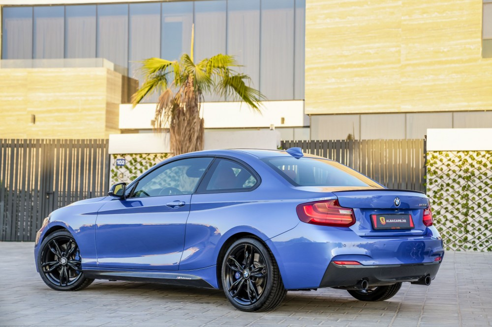 buy approved BMW M235i with warranty