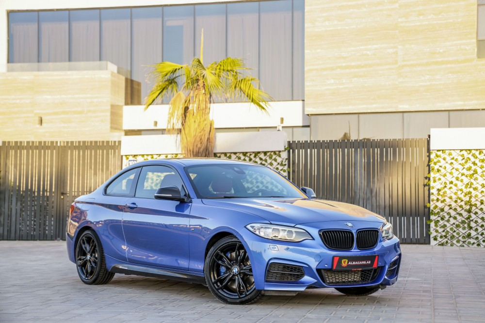 buy approved BMW M235i without downpayment