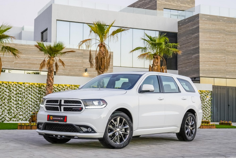 buy slightly used Dodge Durango GT 3.6L without downpayment