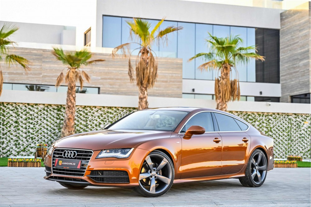 buy approved Audi A7 V6 S-Line without downpayment