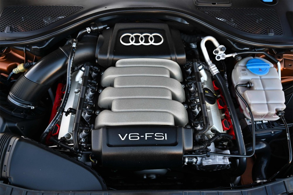 buy used Audi A7 V6 S-Line with warranty
