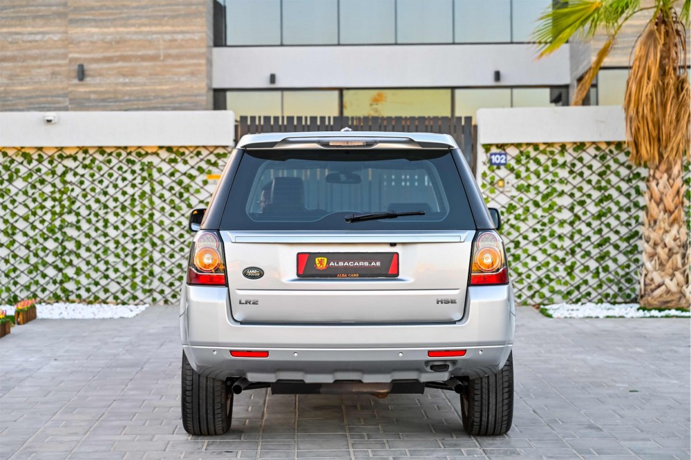 buy used Land Rover LR2 HSE in Dubai