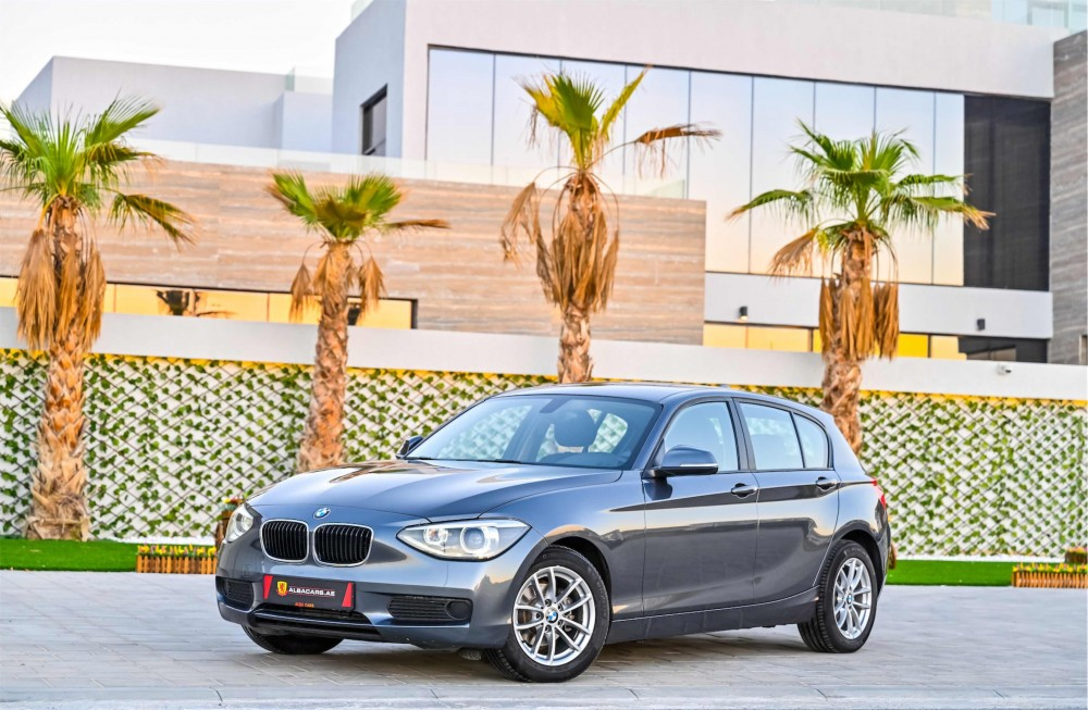 buy approved BMW 1-Series in Dubai