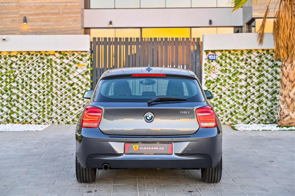 buy second hand BMW 1-Series in UAE