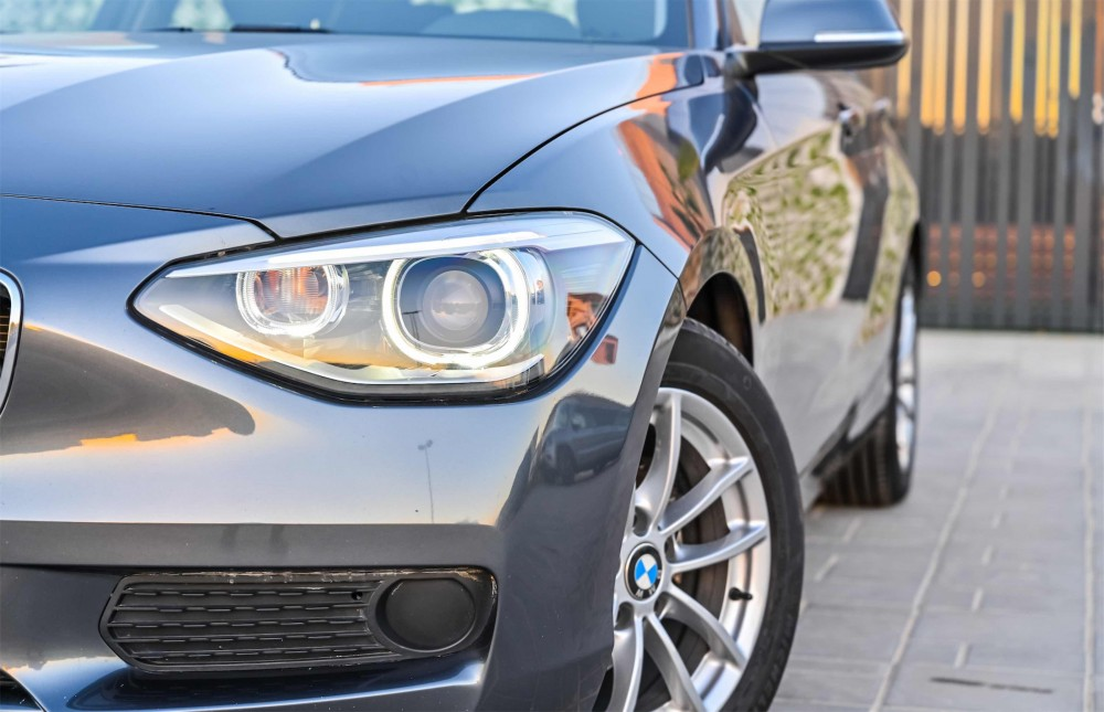 buy slightly used BMW 1-Series in UAE
