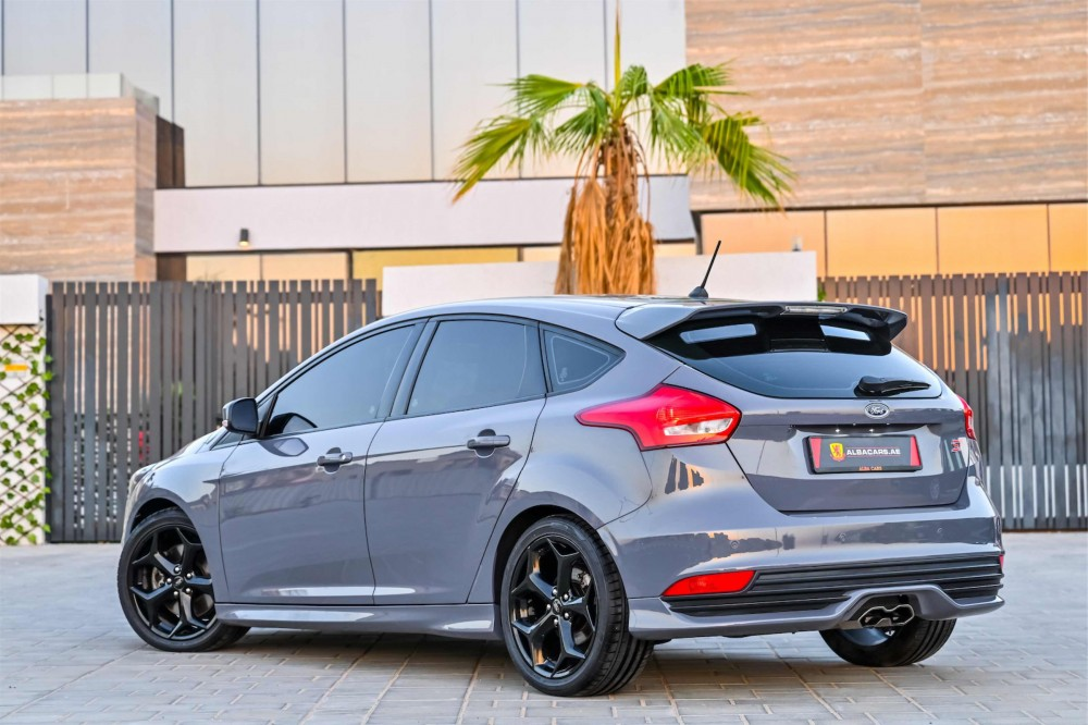 buy certified Ford Focus ST 2.0L without downpayment