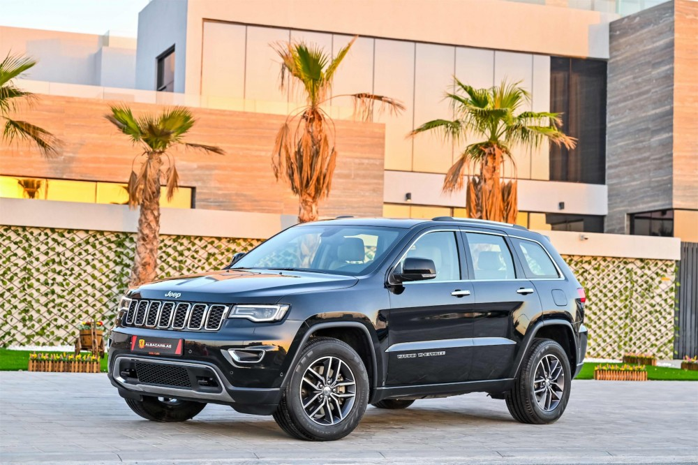 buy certified Jeep Grand Cherokee Limited 3.6L V6 with warranty