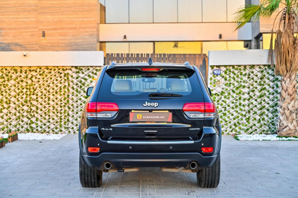 buy approved Jeep Grand Cherokee Limited 3.6L V6 in Dubai