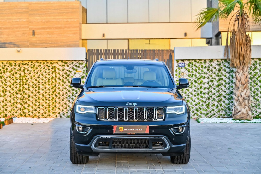 buy used Jeep Grand Cherokee Limited 3.6L V6 in UAE