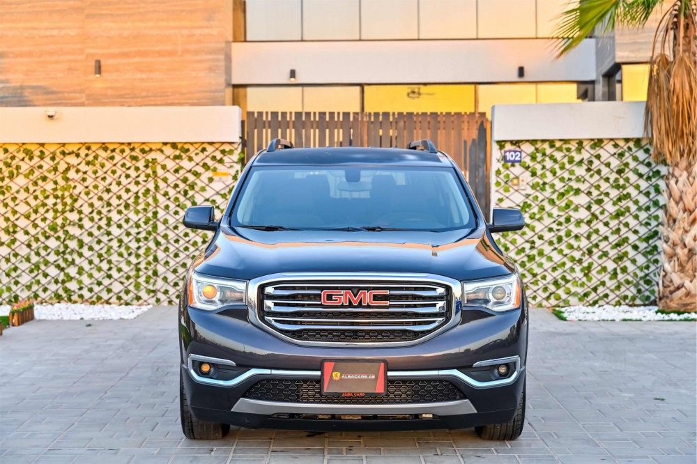 buy used GMC Acadia SLE without downpayment