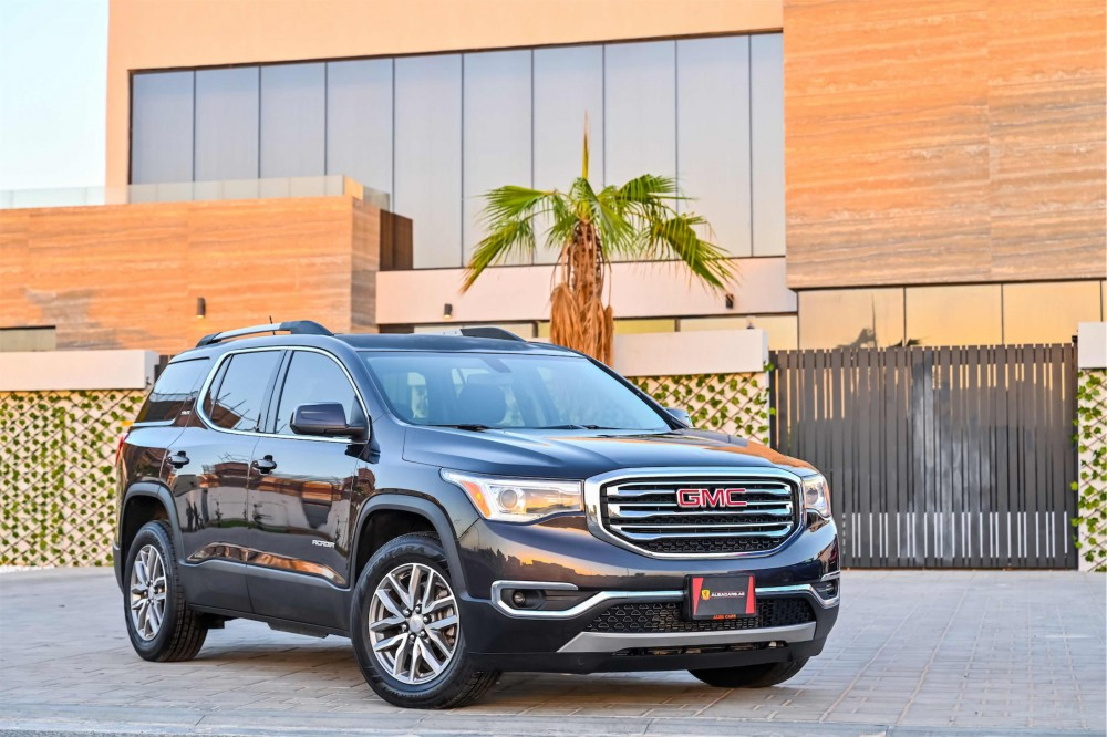 buy second hand GMC Acadia SLE without downpayment