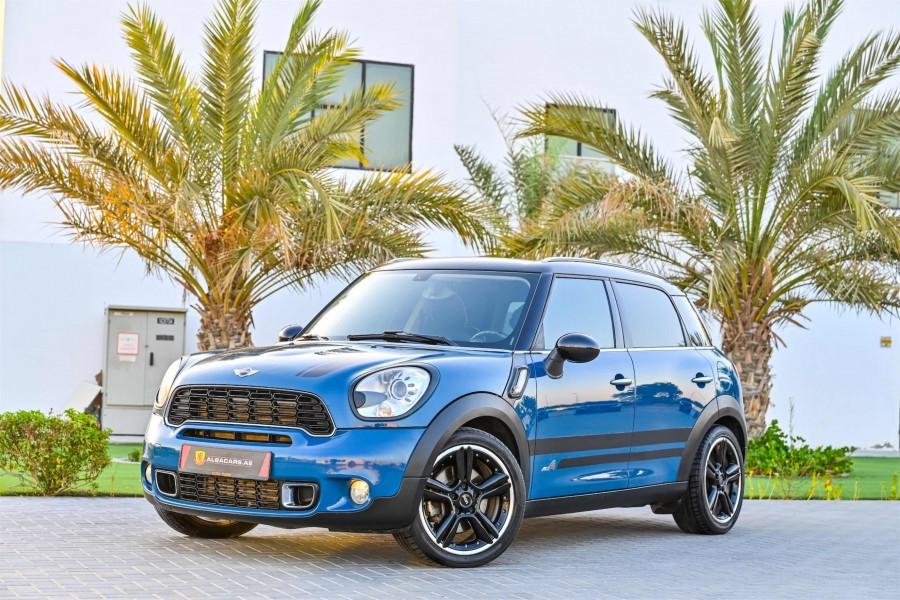 Mini Countryman S 4WD