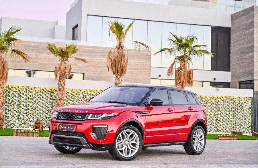 Range Rover Evoque HSE Dynamic Plus