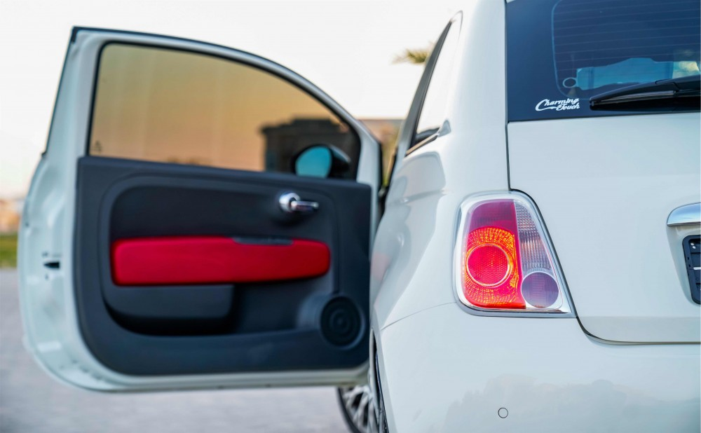 buy certified Fiat 500 without downpayment