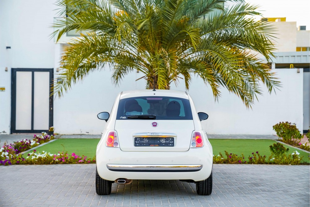 buy used Fiat 500 with warranty