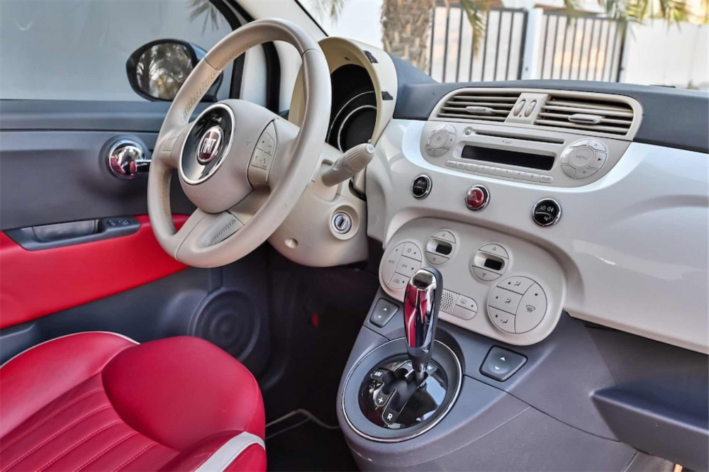 buy used Fiat 500 in UAE