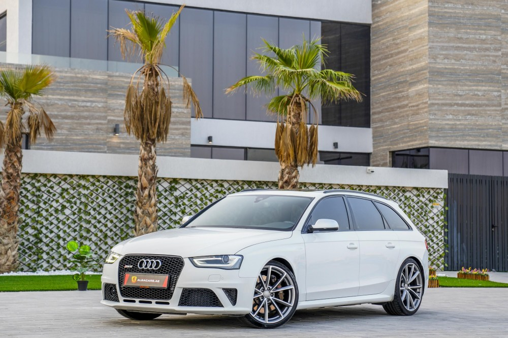 buy certified Audi RS4 without downpayment