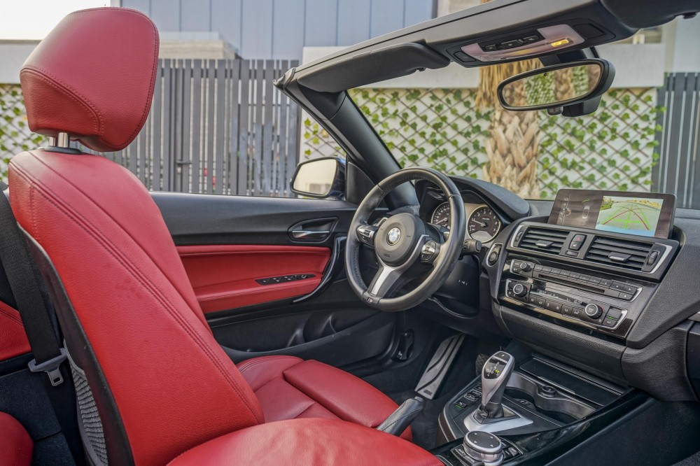 buy used BMW 230i Convertible without downpayment