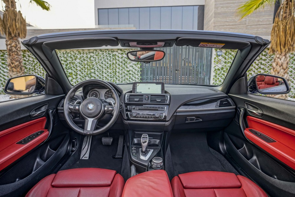 buy certified BMW 230i Convertible without downpayment