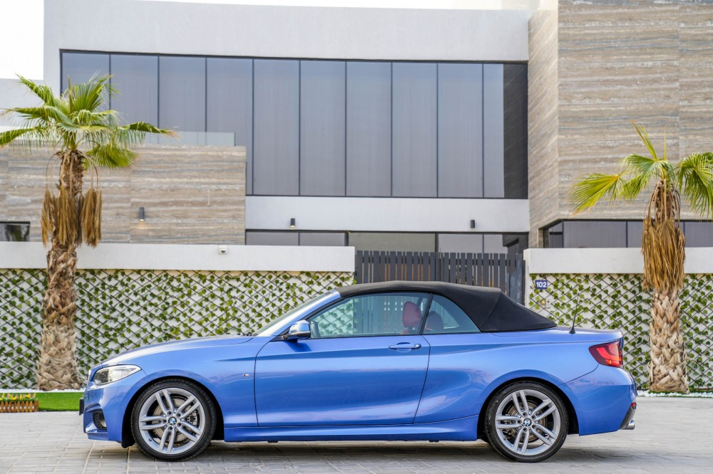 buy used BMW 230i Convertible with warranty