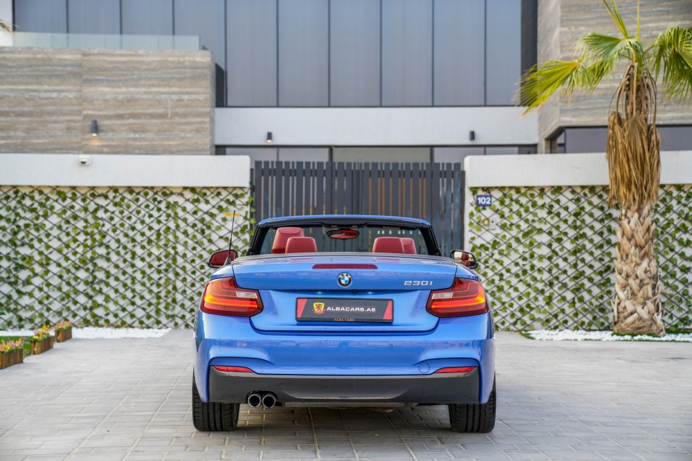buy second hand BMW 230i Convertible in Dubai