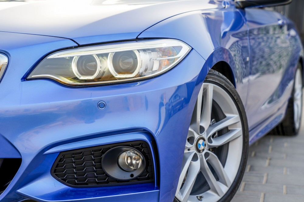 buy certified BMW 230i Convertible with warranty