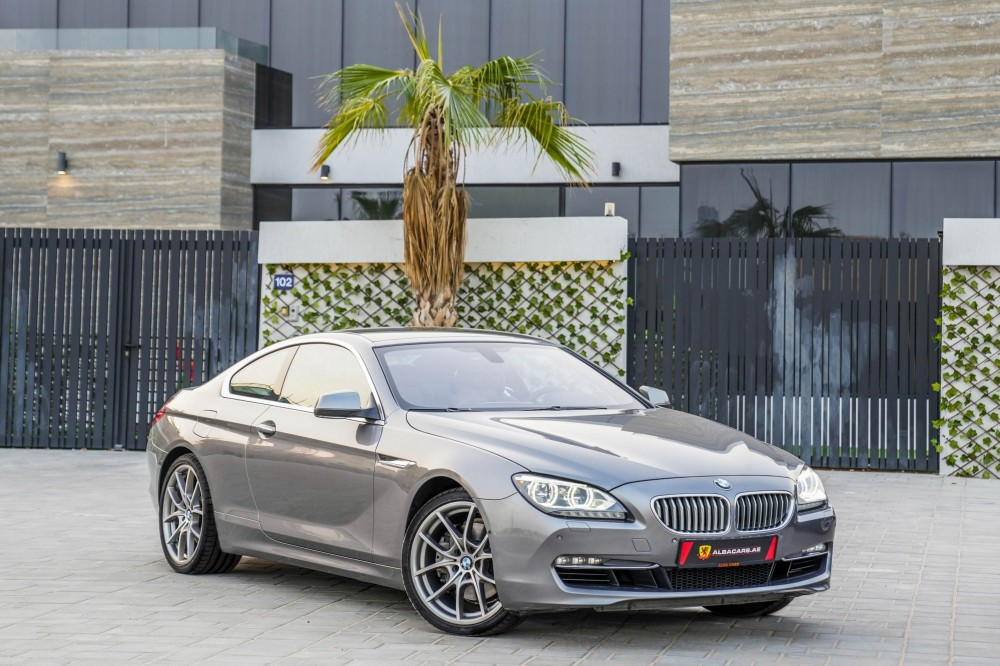 buy certified BMW 650i without downpayment