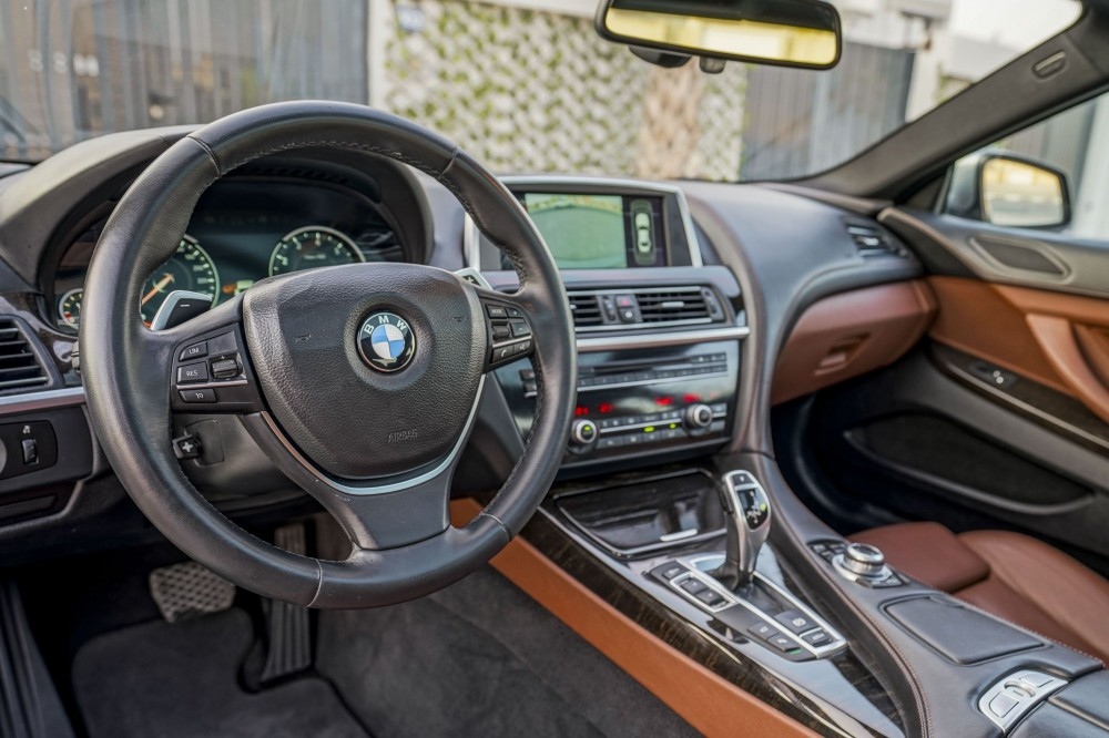 buy second hand BMW 650i without downpayment